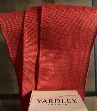 ~Ribbon SALE!~ Valentines Day Linen for Home Decor or Accessory Hairbow