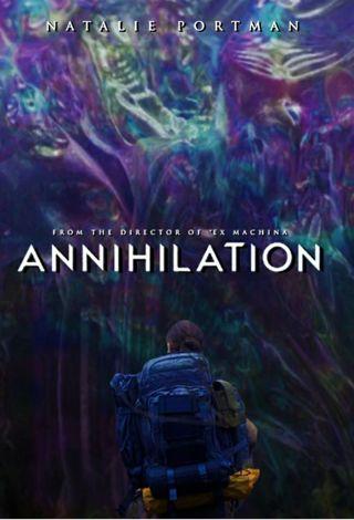 Annihilation itunes digital movie code