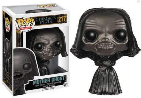 NEW Funko Pop Movies Crimson Peak Mother Ghost Vinyl Action Figure FREE SHIPPING