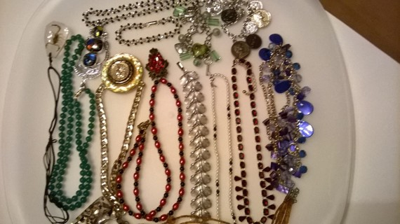 Lot of Lovely Jewelry