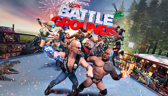 WWE 2K BATTLEGROUNDS - Steam Key