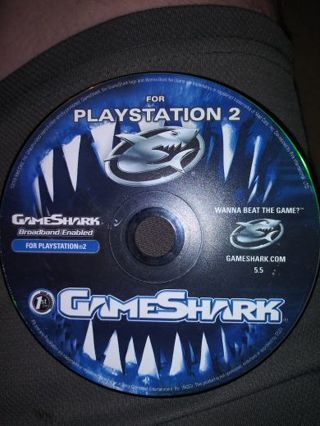 Ps2 gameshark