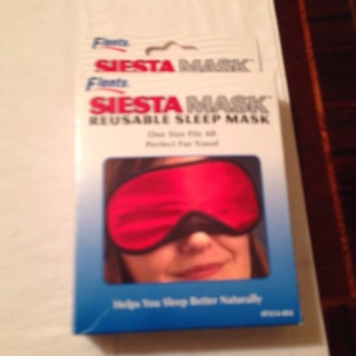 Siesta Reusable sleep mask