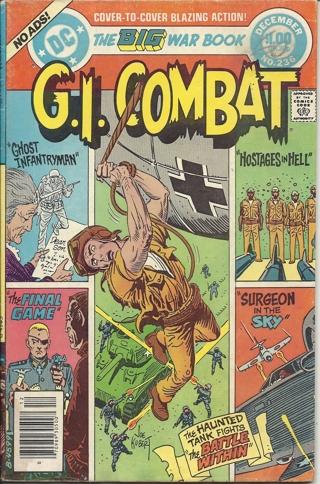 (CB-7) 1981 DC Comic Book: G.I. Combat #236