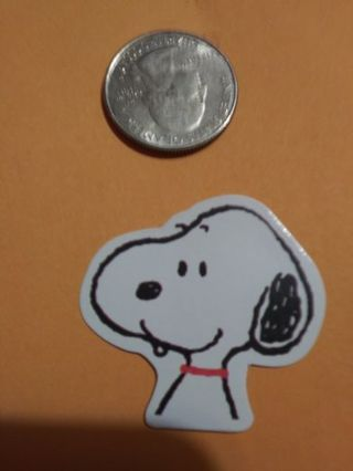 Snoopy cute scrapbooking sticker No refunds! Lowest gins! No lower!