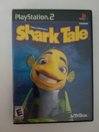 Playstation 2 Game...Shark Tale