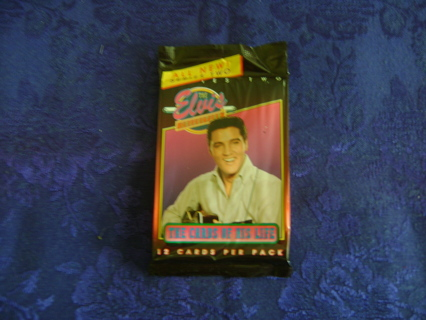Free Elvis Presley Sealed Pack Trading Cards Other Trading Cards