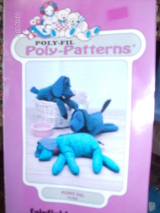Free: sew pattern polly pattern puppy pal floppy dog - Sewing ...