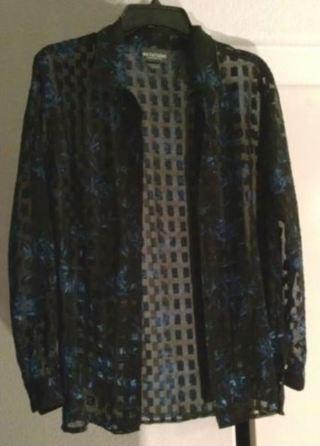 1 Gorgeous pretty blouse sparkly