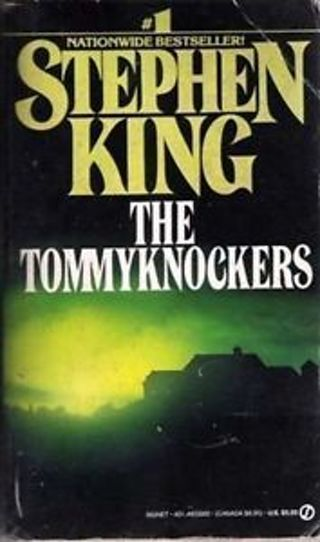 TOMMYKNOCKERS by Stephen King (BEFORE YOU BID PLEASE ASK HOW MUCH SHIPPING COSTS TO YOUR LOCATION)