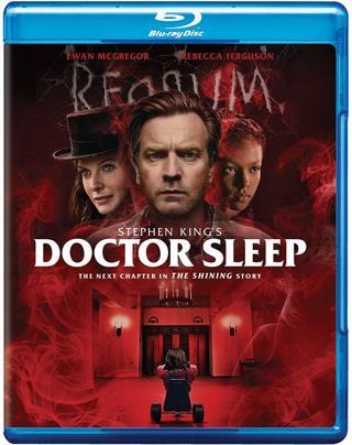 Doctor Sleep (Digital HD Download Code Only) **Stephen King** **Ewan McGregor** **Rebecca Ferguson**