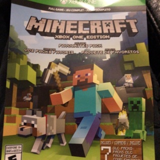 Minecraft:Xbox One Edition