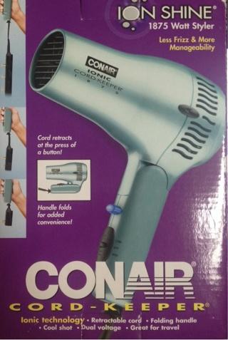 Conair Ion Shine Hair Dryer BRAND NEW!