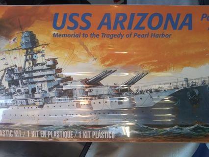 USS Arizona Model Kit