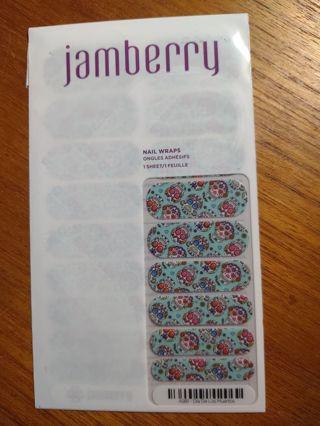 Dia De Los Muertos - Jamberry Nail Wrap Full Sheet