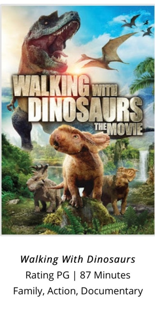 Walking with Dinosaurs Digital HD