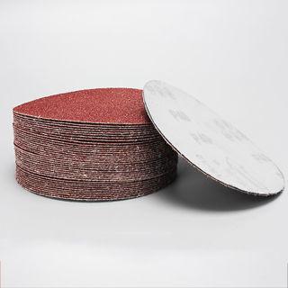 10PCs 4inch(100mm) Sander Disc Sanding Pad Polishing Pad Sandpaper Assorted Grit