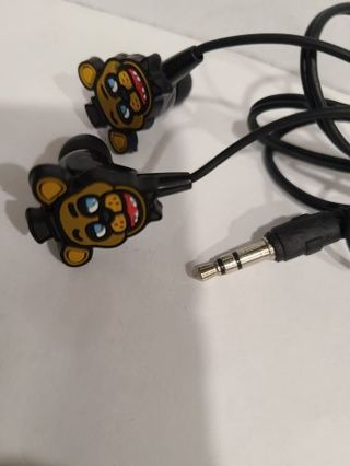 Five nights at freddys ear buds new!