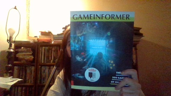 GameInformer April 2018 Issue 300