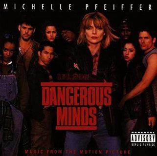 Dangerous Minds soundtrack cd