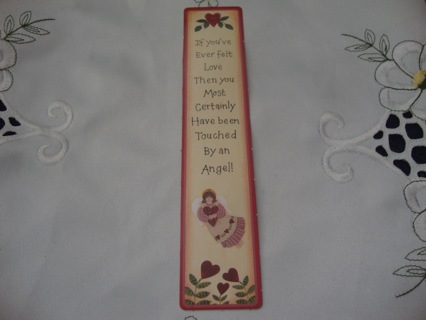 ...Touched by an Angel Bookmark ~ Free Shipping