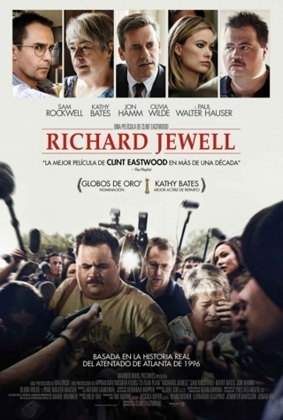 """Richard jewell"" Sd Vudu/movieanywhere Movie Code"