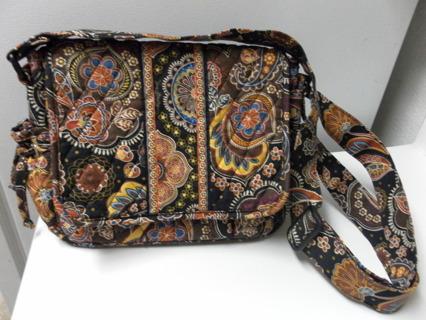 Free Vera Bradley Kensington Lindsay Bag Gently Used