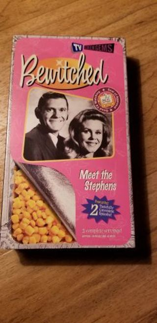 Bewitched VHS