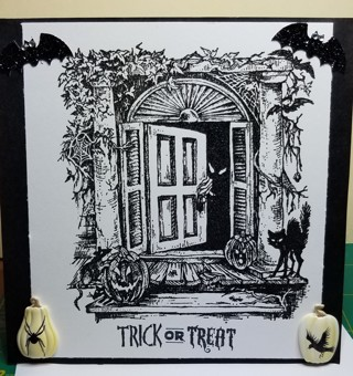 "~~BN HALLPWEEN CARD""TRICK OR TREAT???""~~"