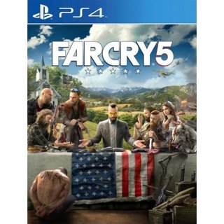 PS4 Far Cry 5 [PRE-ORDER] [RELEASE DATE 03/27/2018]