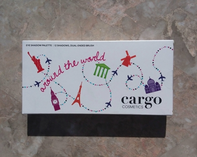 Cargo Cosmetics Around the World Eye Shadow Palette