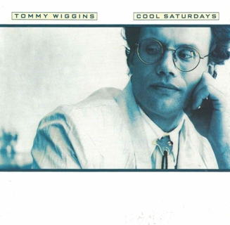 Tommy Wiggins - Cool Saturdays (CD, 1989) Bebop Swing Jazz with GIN!
