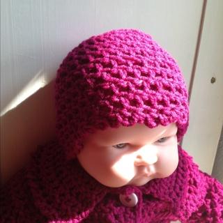 Boysenberry Hat