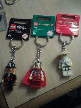 LEGO Key Chains