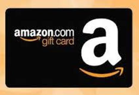 $14 AMAZON GIFT E CERTIFICATE - DIGITAL DELIVERY - GIN!!