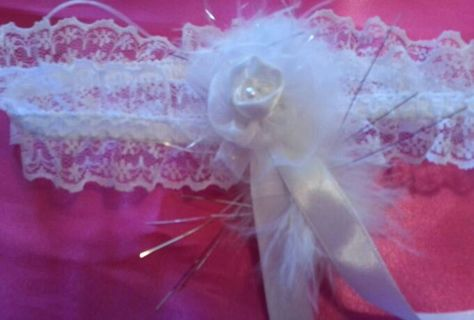 GARTER- PROM OR BRIDAL Don't miss me!