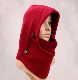 Multi-function Thermal Fleece Balaclava Hood Police Swat Wind Stopper Mask