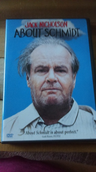 About Schmidt ~DVD~ Gently used