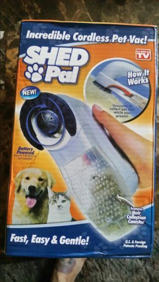 Shed Pal Pet Groomer