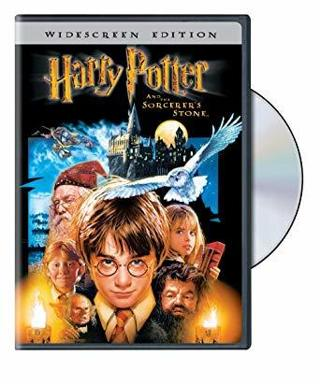 """Harry Potter And The Sorcerer's Stone """"Disc 2 special features"""""""