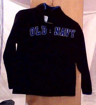 Old Navy pull over sizeM8
