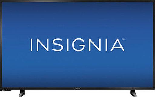 """Insignia, - 50"""" Class - (49.5"""" Diag.) - LED - 1080p - HDTV"""