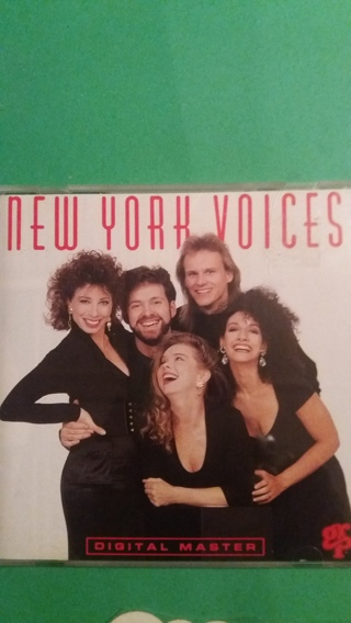 cd new york voices free shipping