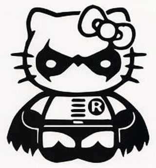 Custom Vinyl decal lot Hellokittyfanatic