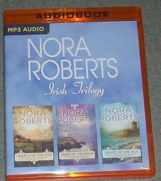 < Audio Book MP3 > ... Irish Trilogy by Nora Roberts