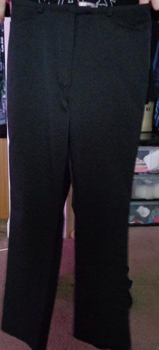 Black Pants - Womens size 7
