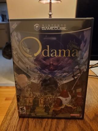 Odama GameCube Brand New Factory Sealed