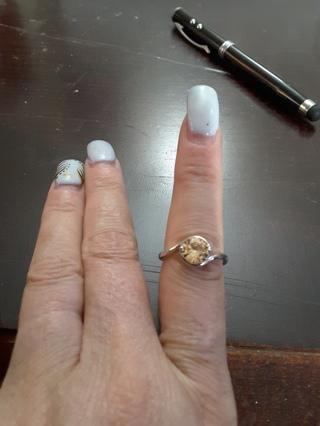 Beautiful  Sterling Silver