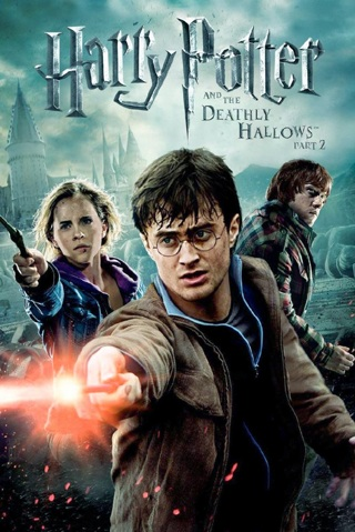 2 Movies ✯ Harry Potter and the Deathly Hallows Part 2 (2011) HD MA Code + SPECIAL GIFT✯