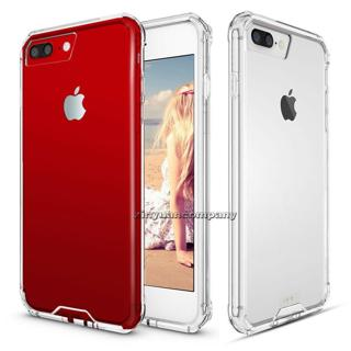 iPhone XS Max XR 8 7 6 Crystal Clear Hybrid Ultrathin Bumper Hard Case Cover For
